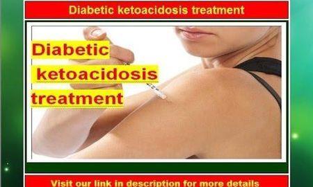 Ketoacidosis Treatment At Home
