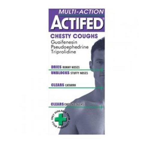 Actifed Allergy