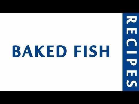 Baked Fish Recipes For Diabetics