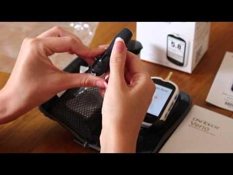 Embrace Pro Blood Glucose Meter