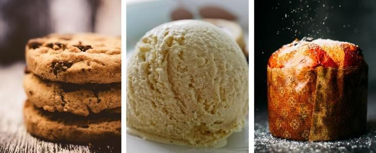 Sugar Free Recipes For Cakes, Cookies, Ice Cream And Muffins