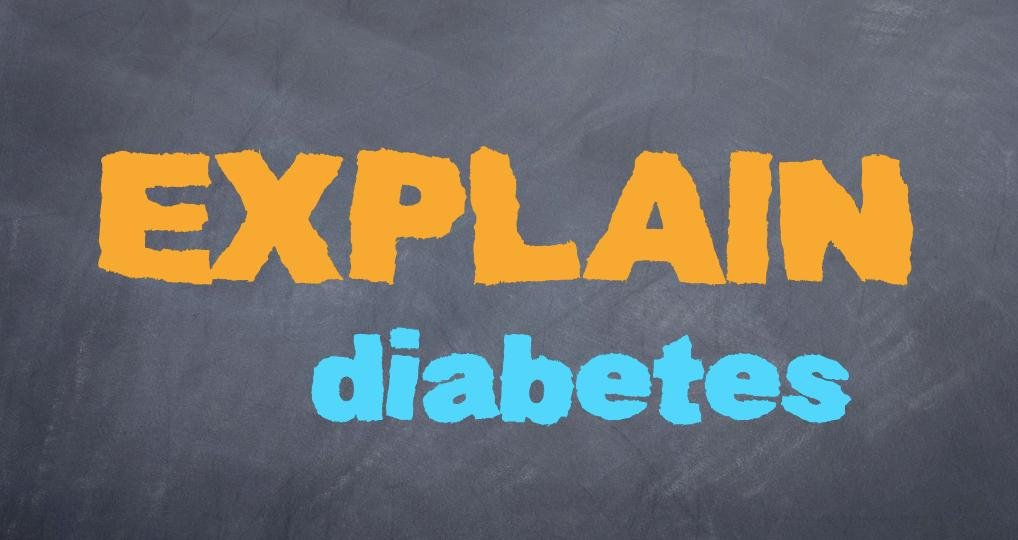 Explain Type 1 And Type 2 Diabetes: As Quickly As Possible