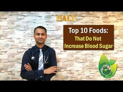 What Foods Raise Your Blood Sugar Levels?