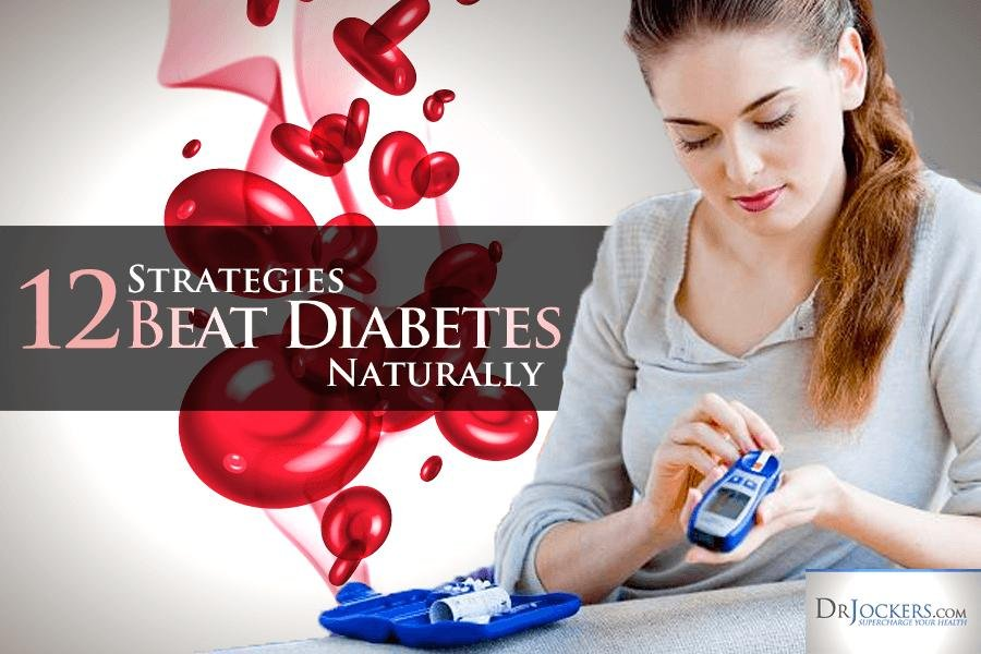 12 Steps To Beat Diabetes Naturally
