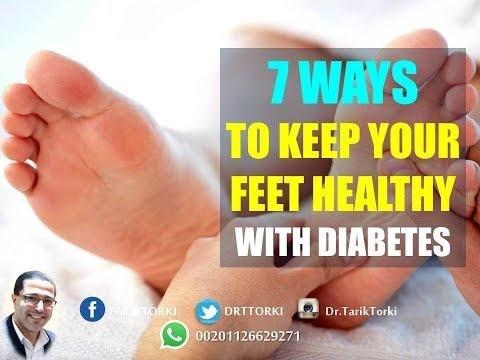 Why Do Doctors Look At Your Feet When You Have Diabetes?