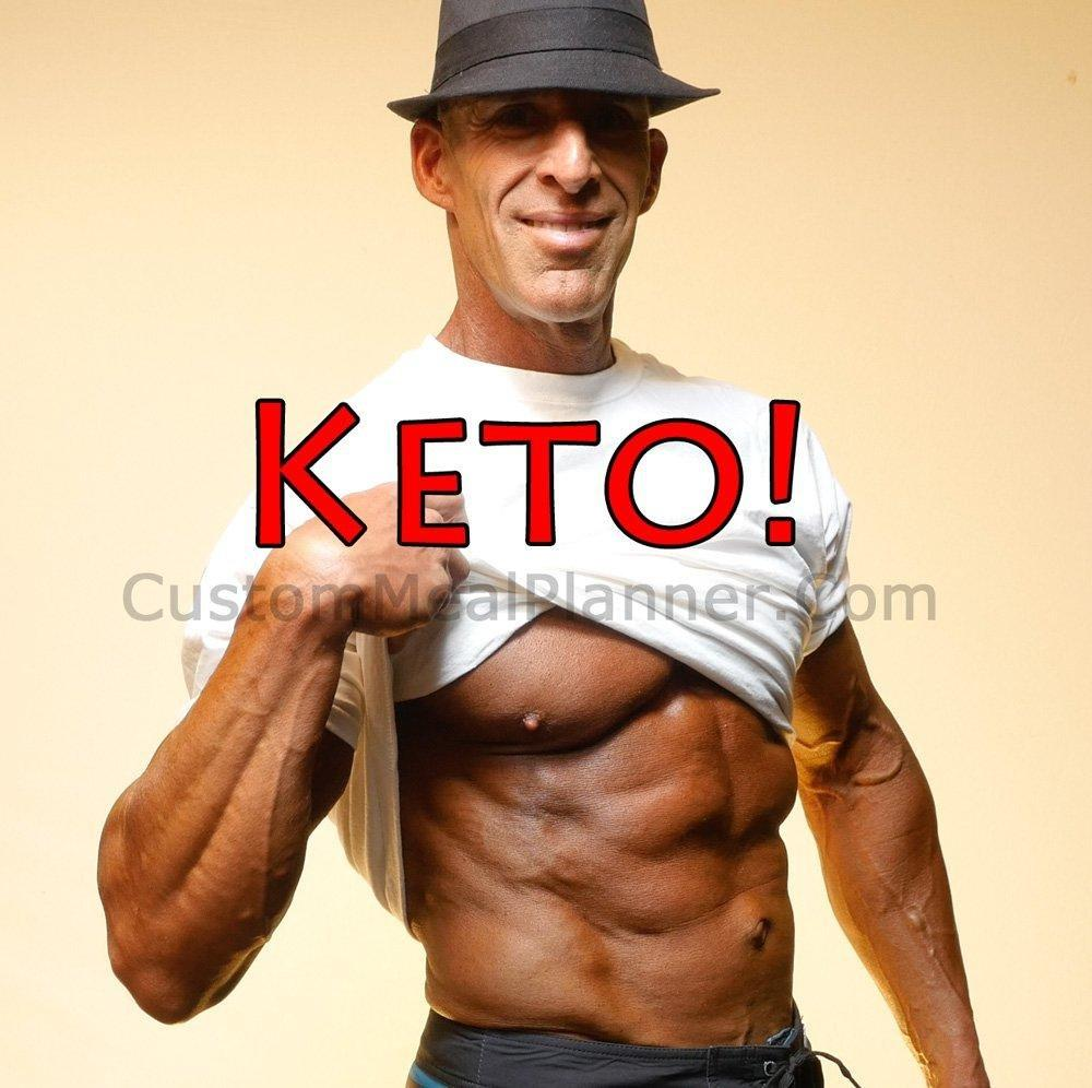 Keto (ketogenic) Meal Plans
