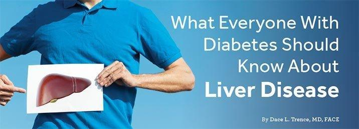 What Everyone With Diabetes Should Know About Liver Disease