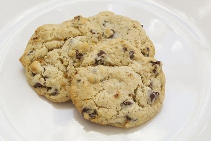 Foodytv.com - Diabetic-friendly Chocolate Chip Cookies