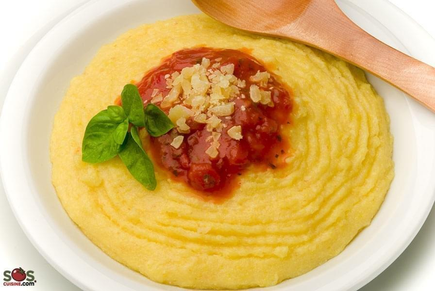 Polenta Diabetic Exchange