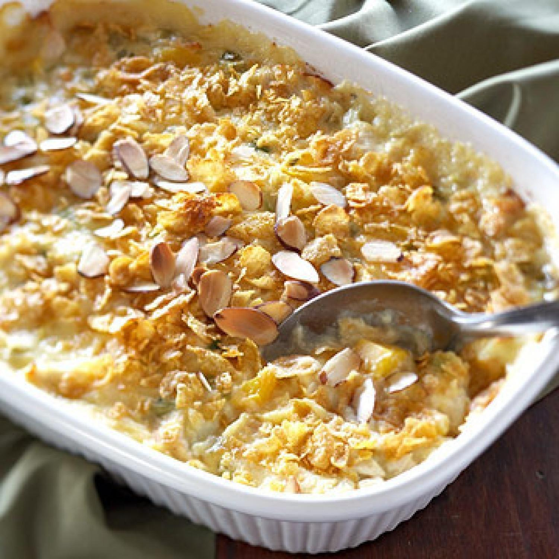 Diabetic Main Dish Casseroles