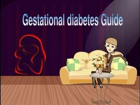Dietary Recommendations For Gestational Diabetes