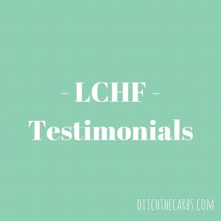Lchf Testimonials