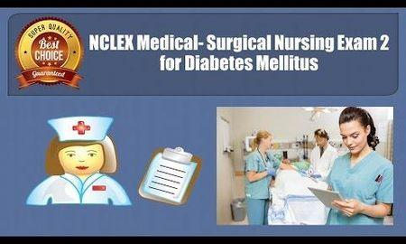 Nclex Questions On Diabetes Mellitus