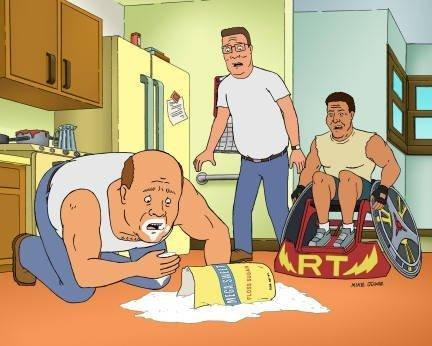 Dia-bill-ic Shock | King Of The Hill Wiki | Fandom Powered By Wikia