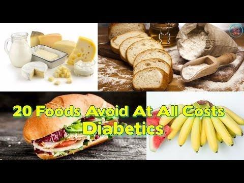 What Foods Should Be Avoided When You Have Diabetes?