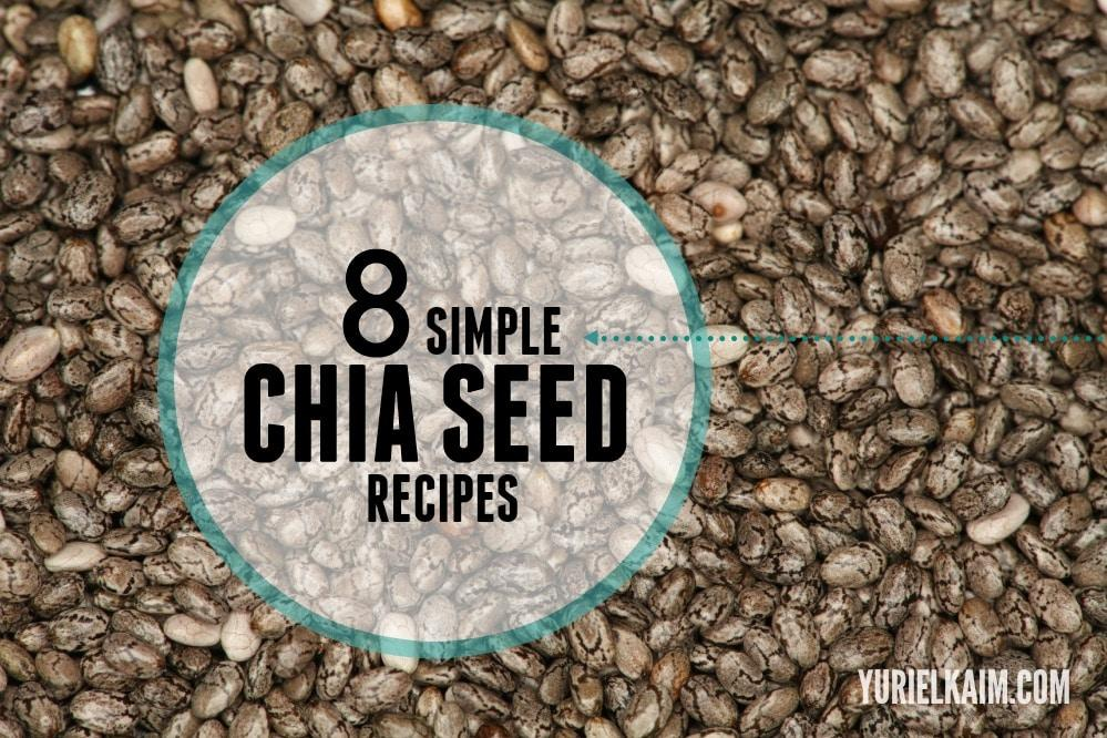 8 Delicious And Healthy Chia Seed Recipes