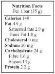 Diabetic Meal Replacement Bars
