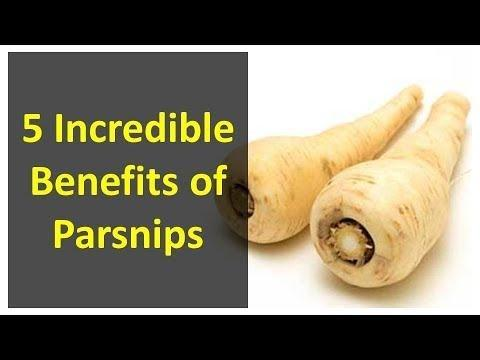 5 Fun Facts About Parsnips