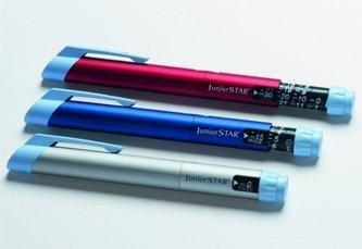 Sanofi Receives Ce Mark Approval For Juniorstar Half-unit Insulin Reusable Pen