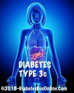 Ada Type 3c Diabetes