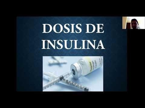 Tratamiento Insulina