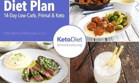 Sample Ketogenic Diet Meal Plan