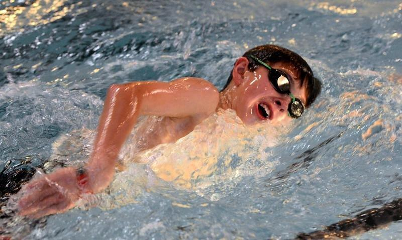 Competitive Swimming With Insulin Pump