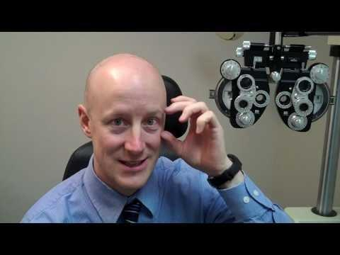 Diabetes And Eye Exams
