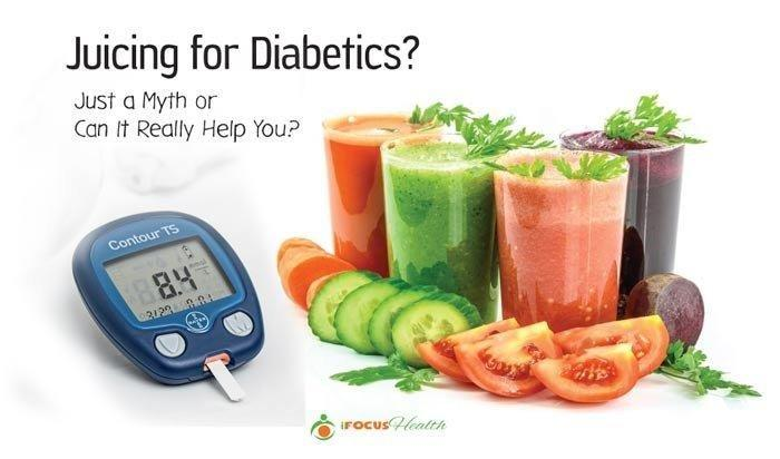 Juicing For Diabetics – Just A Myth Or Can It Really Help You?