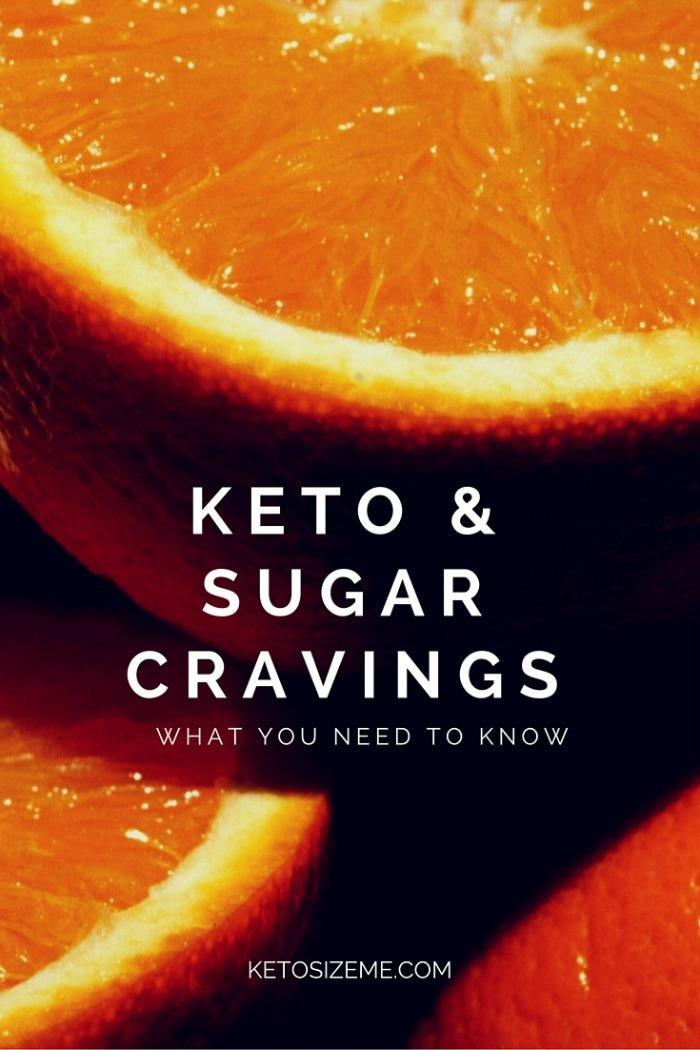 Keto And Sugar Cravings: What You Need To Know
