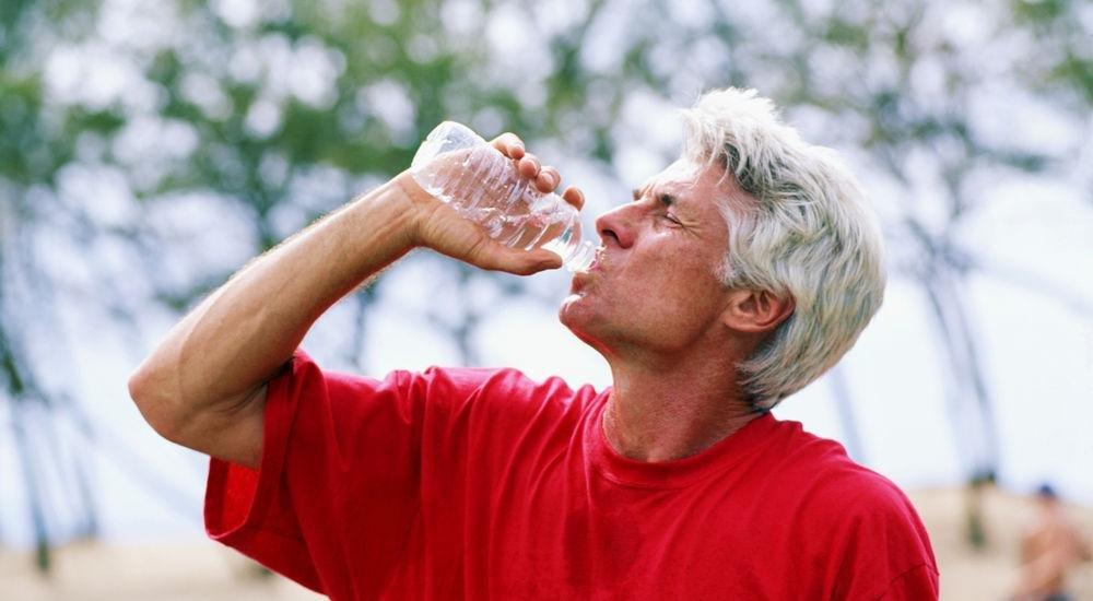 Naturally Lower Blood Sugar: Drink Water