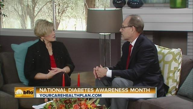 What Is The Color For National Diabetes Month?