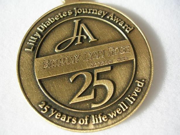 Lilly Diabetes Award