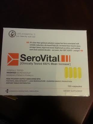 Serovital Hgh Review: 45 Critical Answers You Need To Know Before You Buy