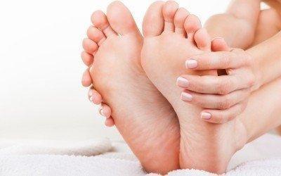 Healing Numb Feet