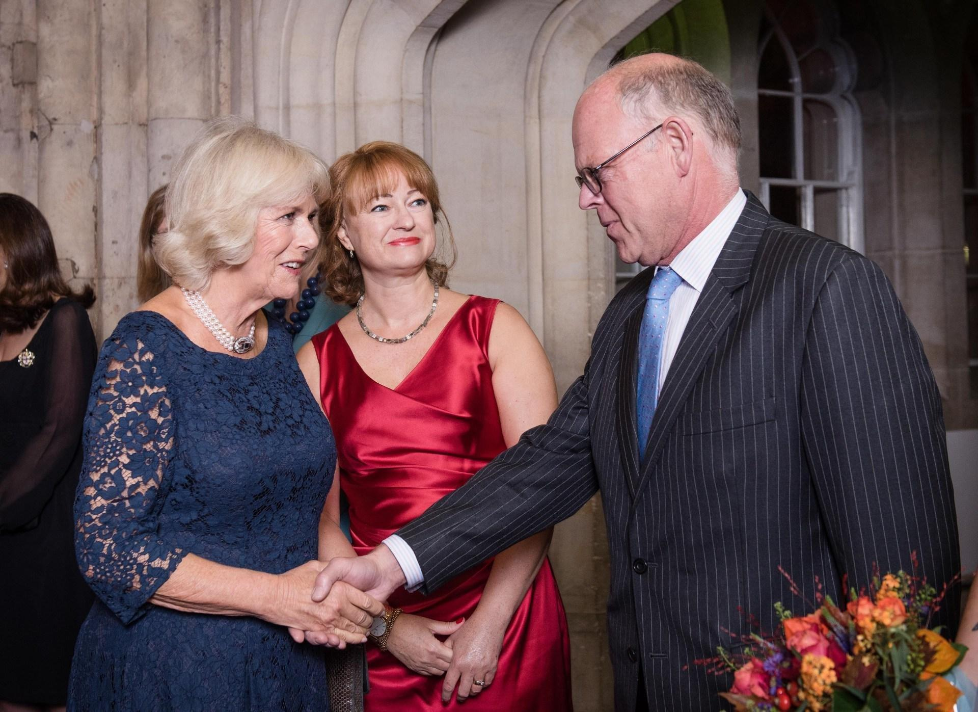 The Duchess Of Cornwall And Prime Minister Join Jdrf To Mark 30 Years Of Type 1 Diabetes Research Progress