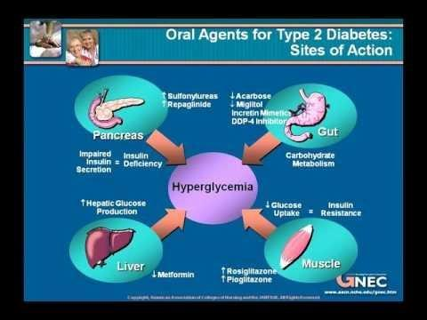 Diabetes Management In Long-term Care Setting