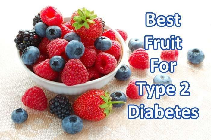 Best Fruit For Diabetes Type 2