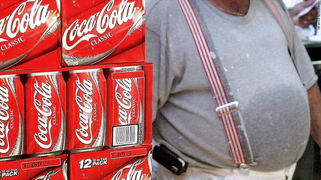 Food stamp soda ban can save 141,000 children from obesity