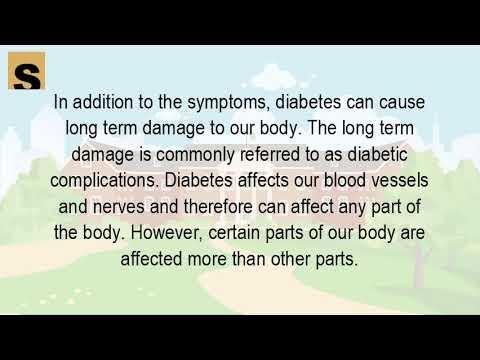 What Body Systems Are Affected By Diabetes?