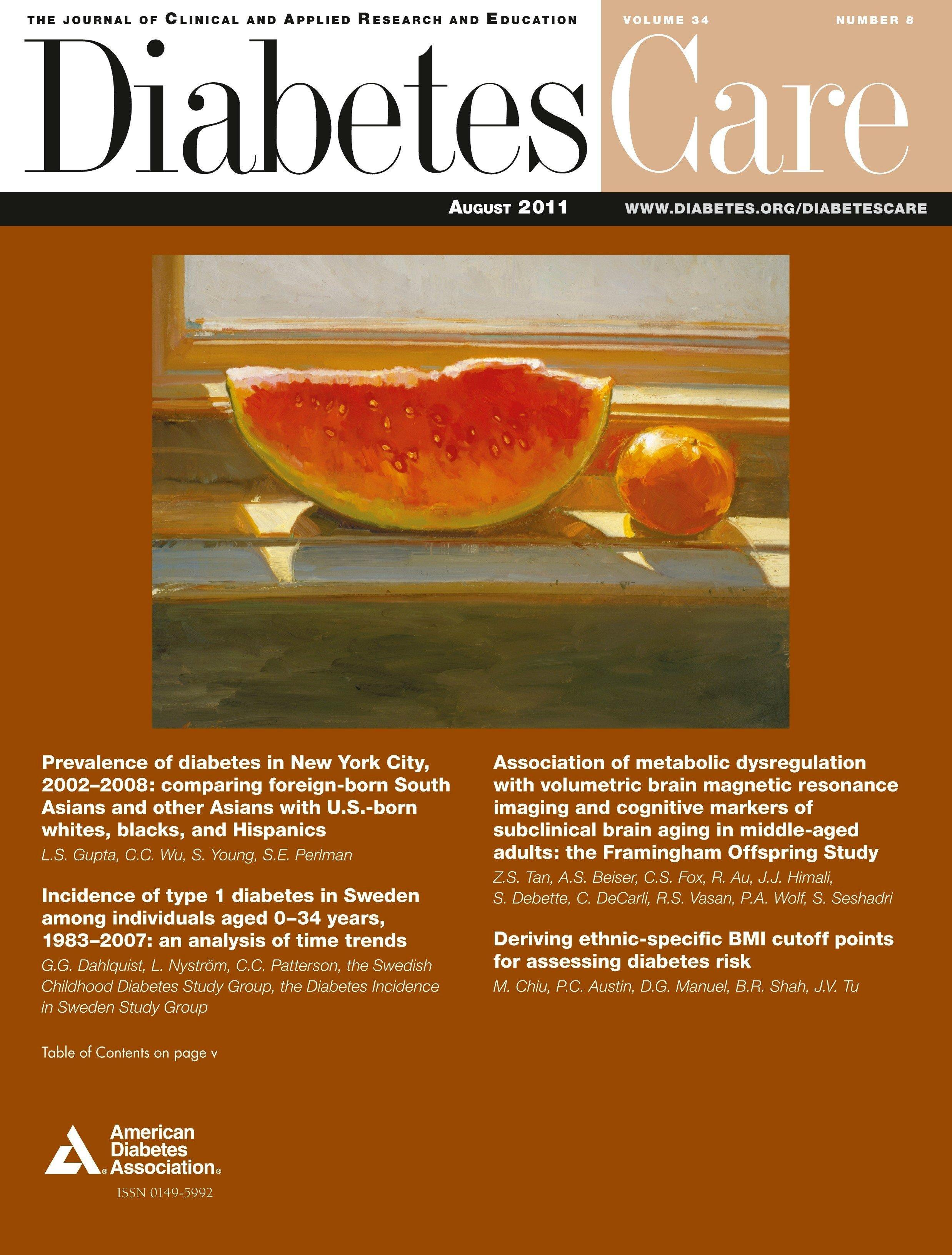 Nuts As A Replacement For Carbohydrates In The Diabetic Diet