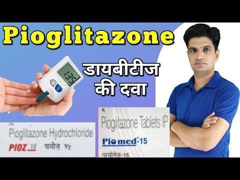 Pioglitazone Metformin Combination India