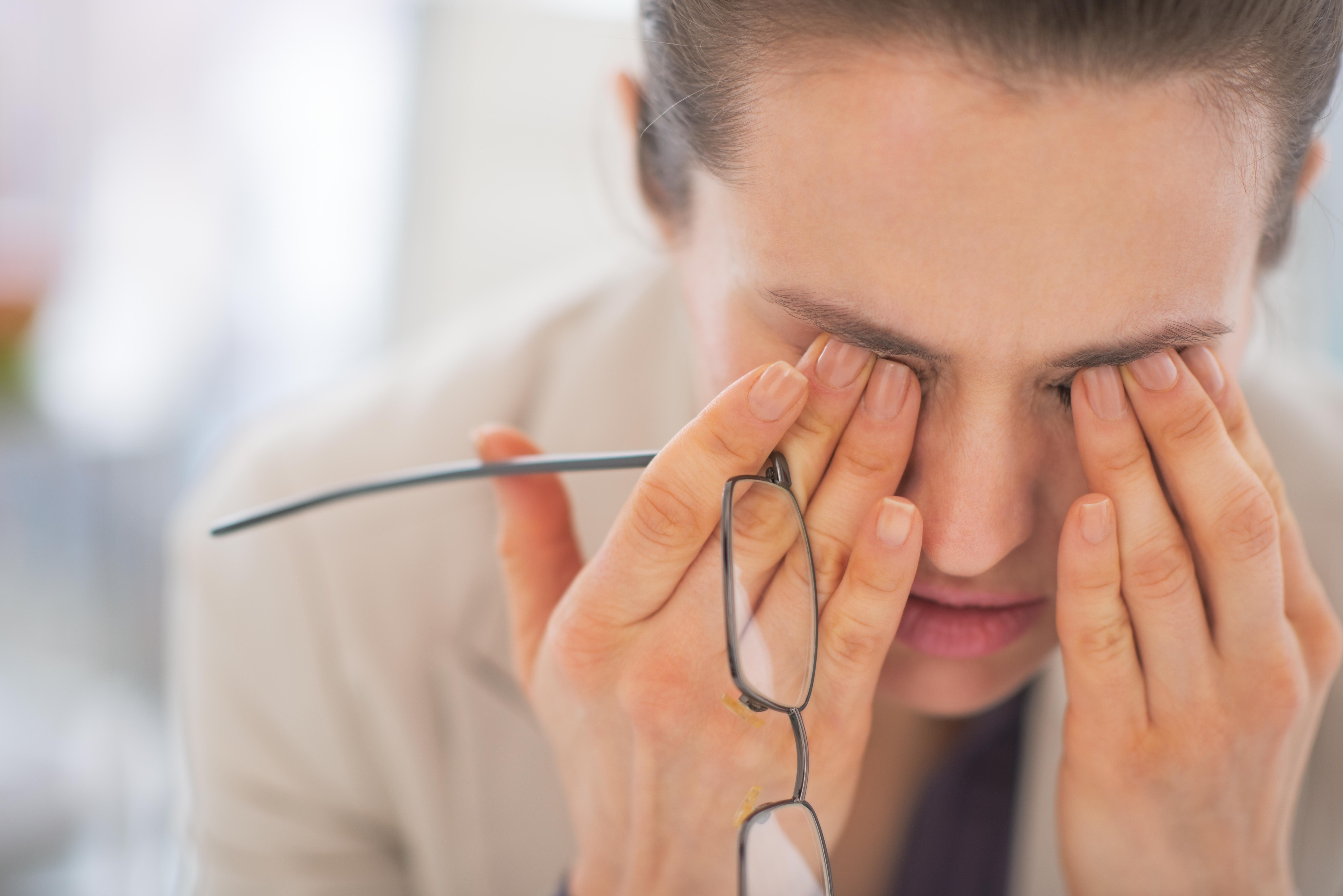 Diabetic Retinopathy Eye Twitching