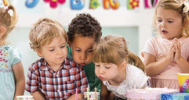 Managing Type 1 Diabetes At Birthday Parties