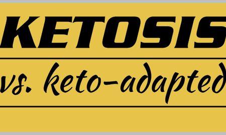 Nutritional Ketosis And Starvation Ketosis