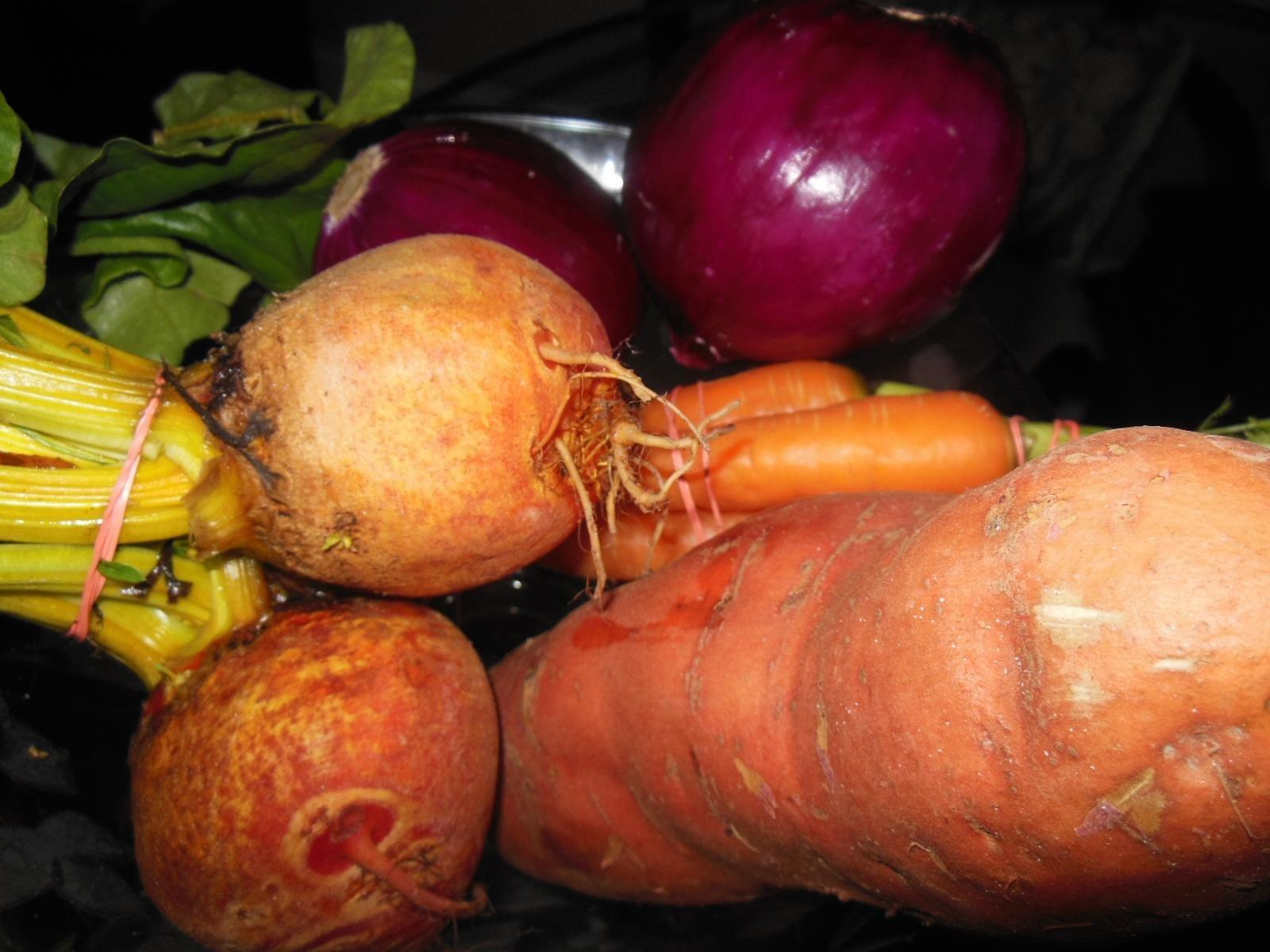 Can Root Veggies Regulate Blood Sugar Levels?