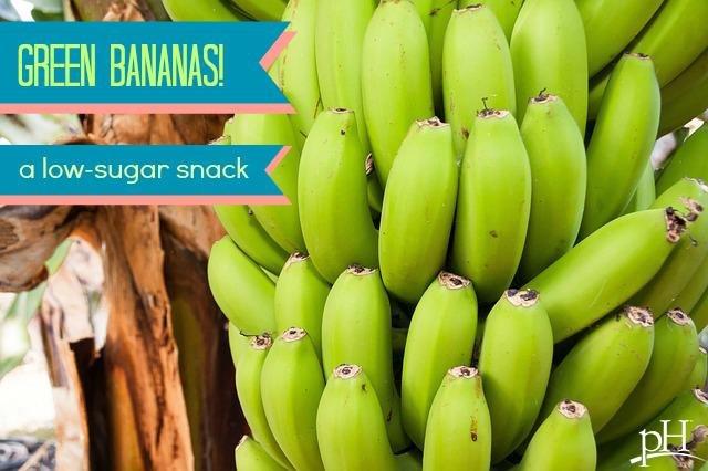 Green Bananas: A Diabetes-friendly Snack