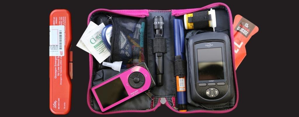 The On-the-go T1d Kit