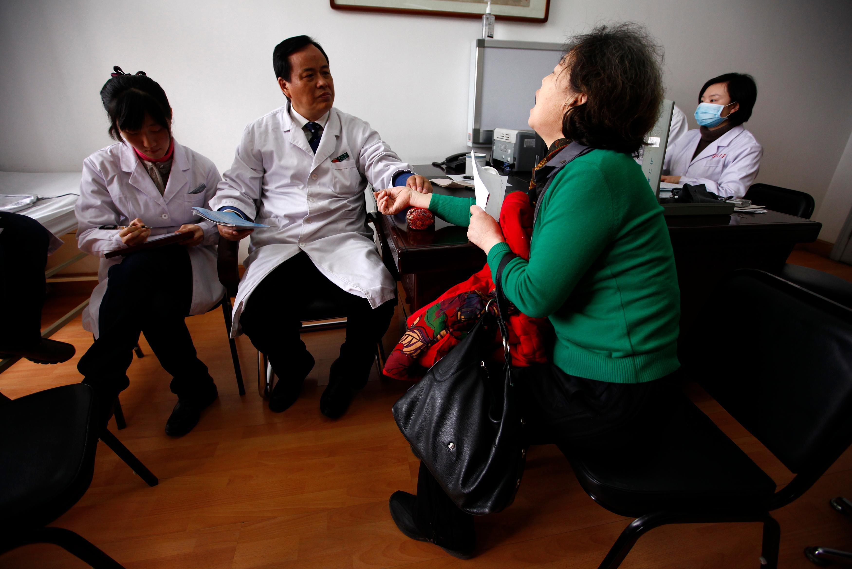 China's Looming Diabetes Epidemic