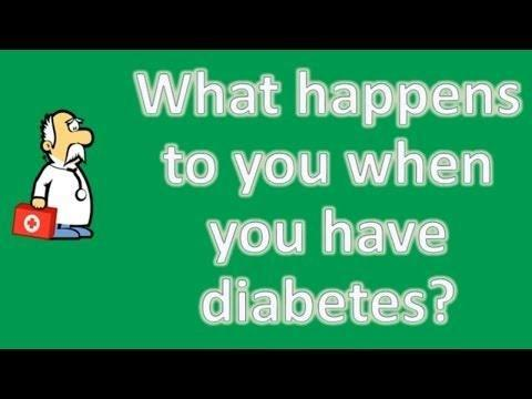 What Happens To A Person With Untreated Diabetes?